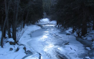 Cold Winter Stream